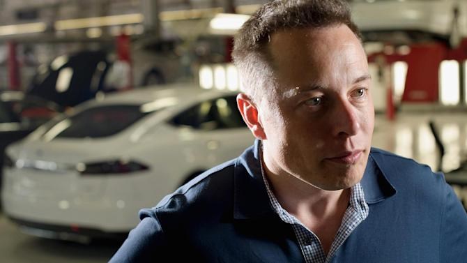 Tesla to allow others to use its patents: Musk