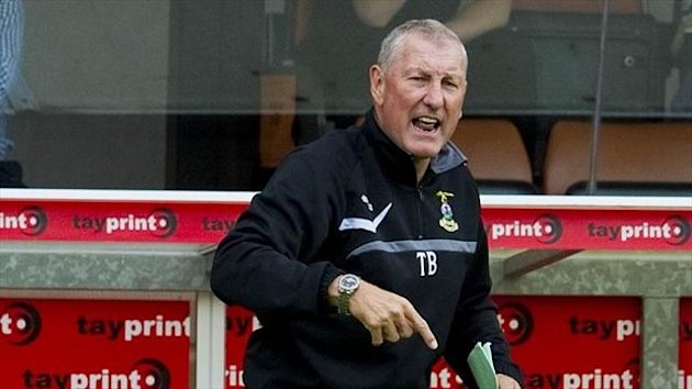 Terry Butcher thinks Hearts will beat the drop