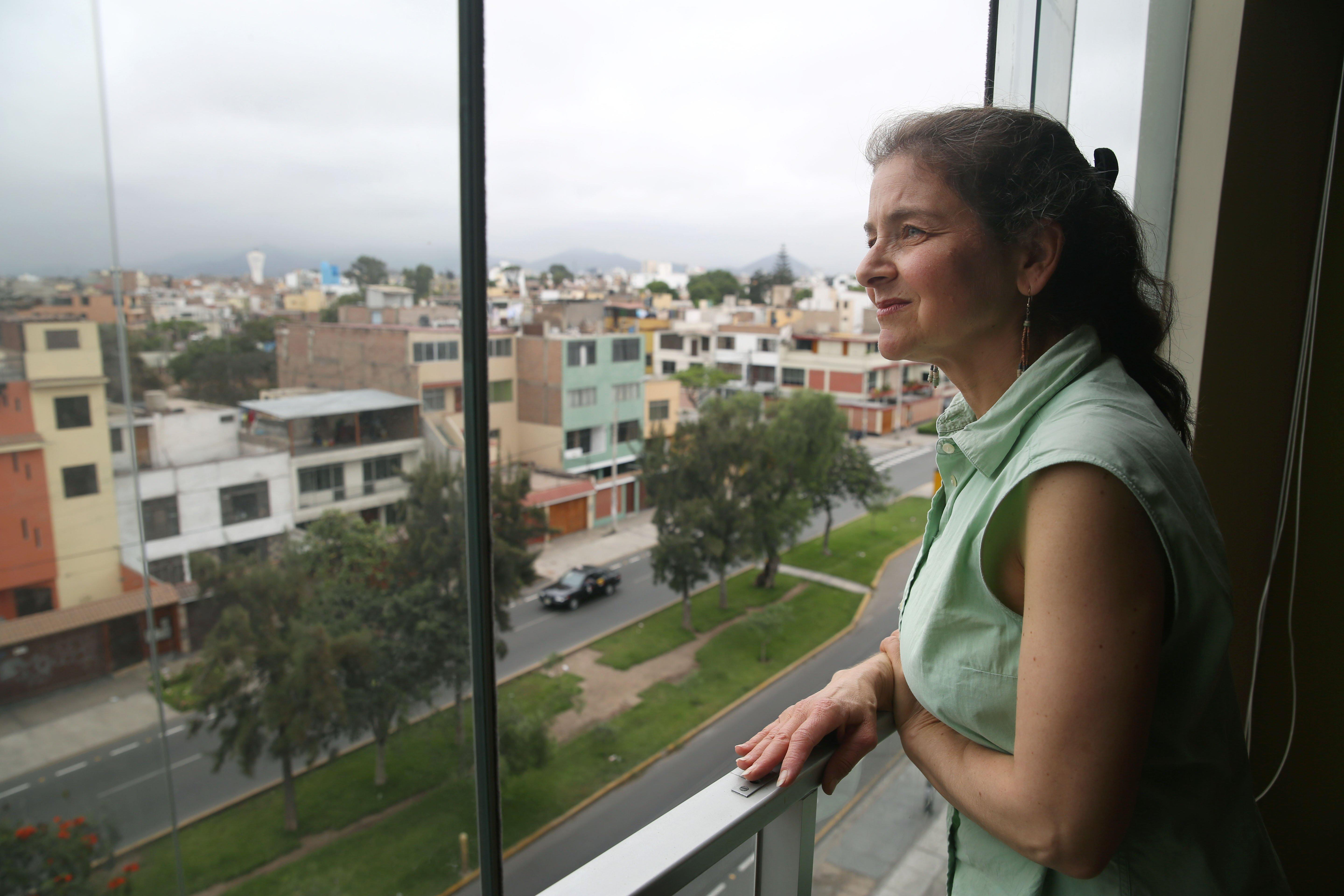US activist heading home after serving Peru sentence