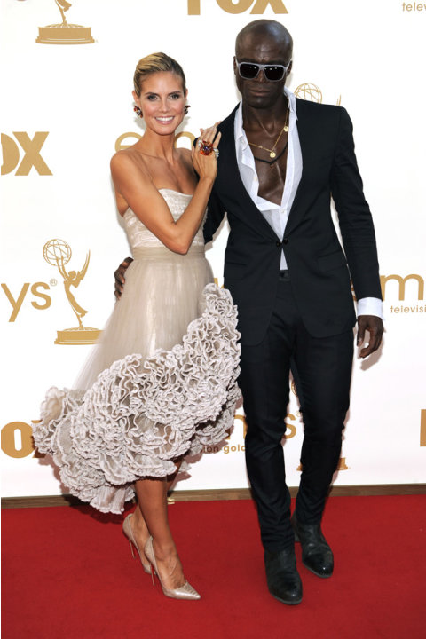 Celebrity splits 2012: Heidi Klum and Seal seemed like one of the most stable couples in showbiz so we were seriously shocked when they announced they were splitting. The breakup turned bitter after H