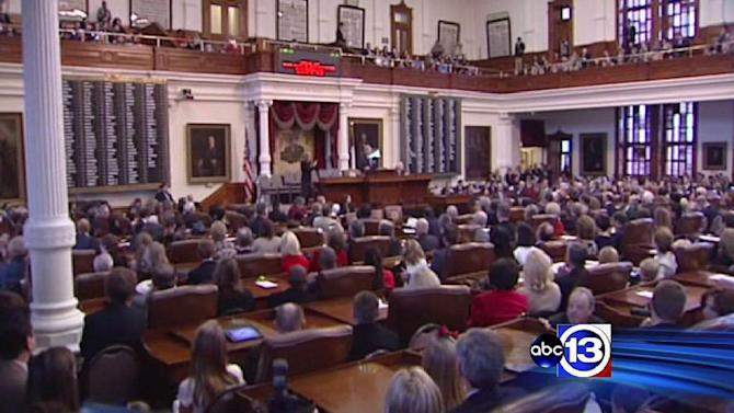 No vacation yet for Texas lawmakers