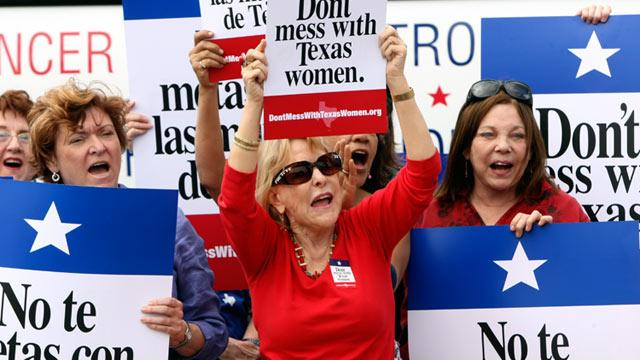 Planned Parenthood Fights Defunding