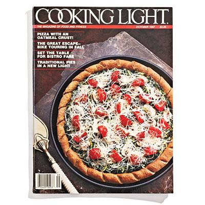 1987 | Okay, we admit, probably not the lightest thing to do for pizza...