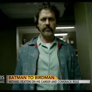 Batman to Birdman: Michael Keaton on his career and comeback role