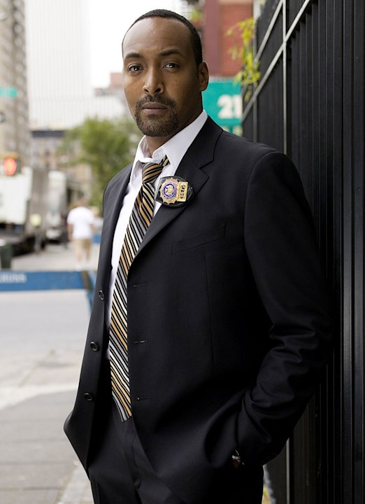Jesse L. Martin stars as Ed Green in Law & Order on NBC.