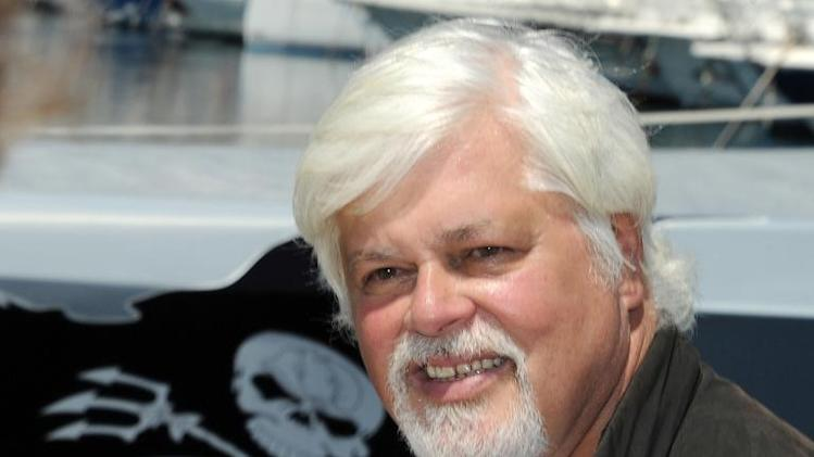 Paul Watson, Canadian founder and president of the Sea Shepherd Conservation Society, poses on May 25, 2011 in La Ciotat, south eastern France