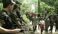 Farc Rebel Group: 'We Will Stop Kidnapping'