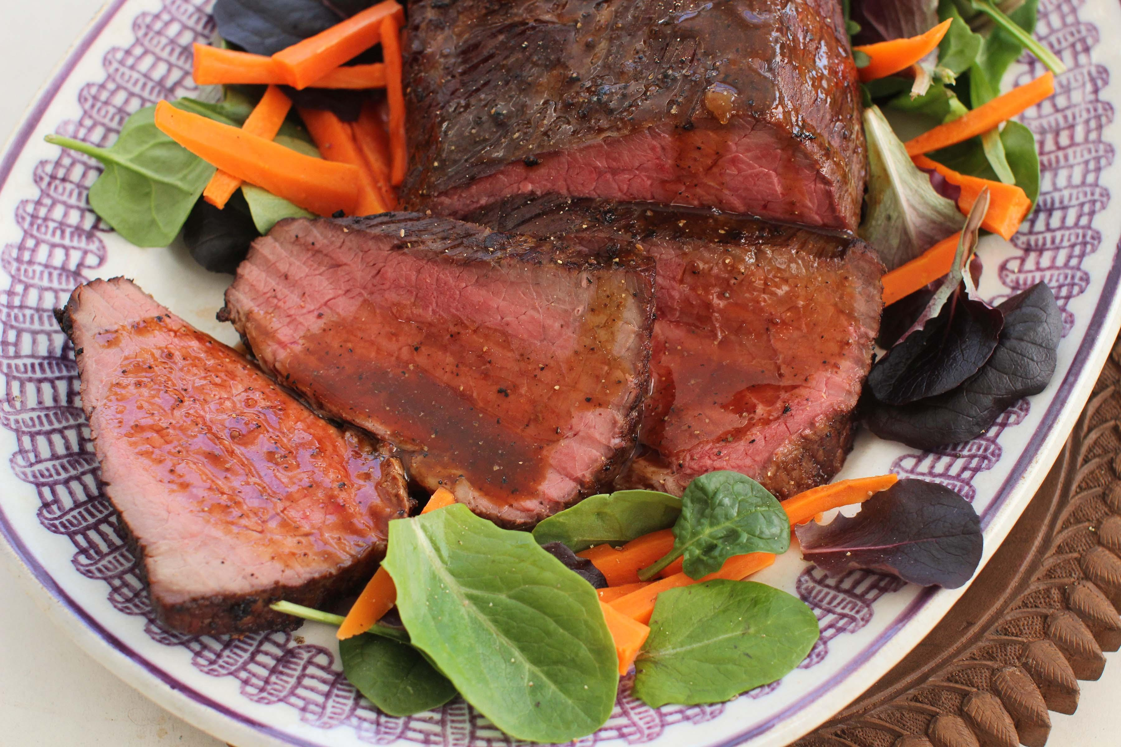 4 simple hacks for making a leaner and tastier beef roast