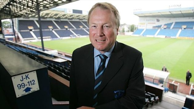 Michael Johnston bought his stake in Kilmarnock in 2005