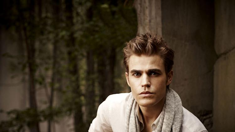 "Paul Wesley stars as Stefan in ""The Vampire Diaries."""
