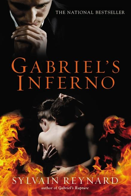 "This book image released by Berkley Trade shows ""Gabriel's Inferno"" by Sylvain Reynard. More than a dozen novels are expected to benefit from E L James' multimillion-selling erotic trilogy and new ones continue to be acquired. Reynard's erotic novel will be released on Sept. 4. (AP Photo/Berkley Trade)"