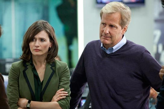 'The Newsroom' Premiere: Will & Mackenzie's Sexual Tension Boils Over