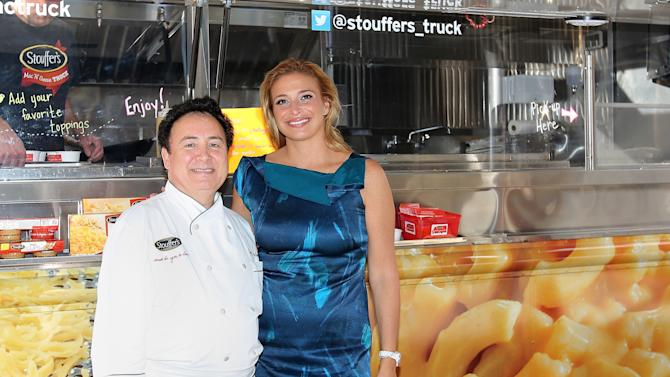 Stouffer's Mac & Cheese Event Hosted By The Moms