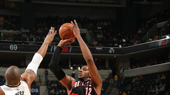 Portland finishes off Indiana for 95-85 win