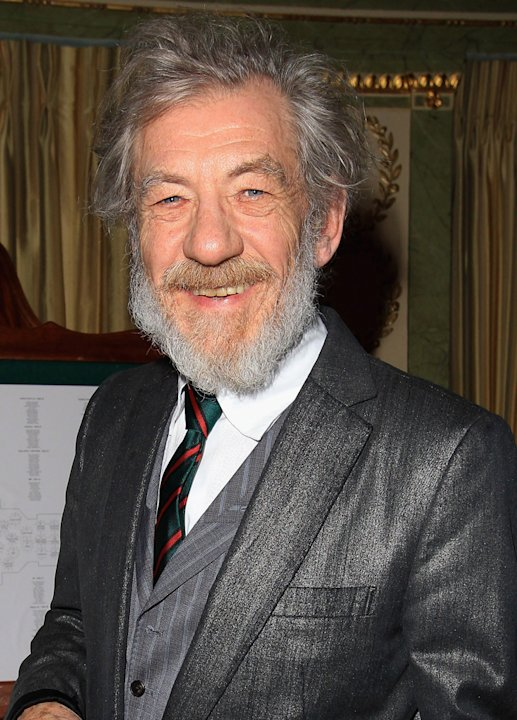 The Hobbit Casting News 2010 Ian McKellan