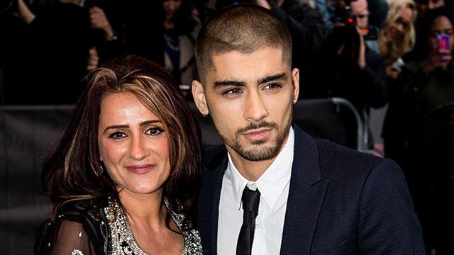 Zayn Malik Debuts Shaved Head at First Red Carpet Appearance Since Leaving One Direction