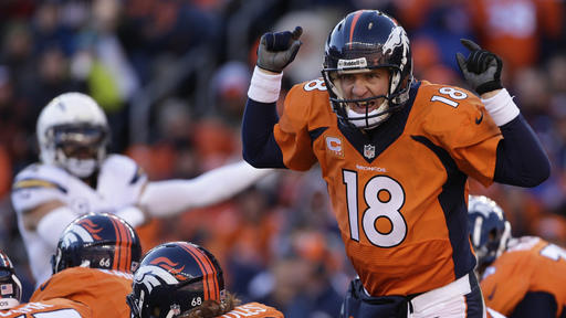 Peyton Manning very good at second chances