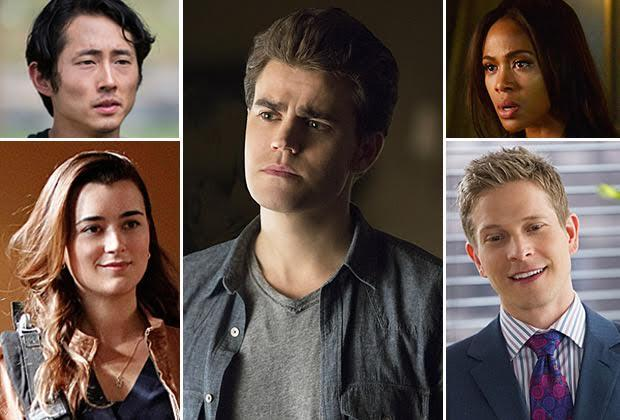 Ask Ausiello: Spoilers on Walking Dead, Vampire Diaries, Castle, The Good Wife, Bones, Big Bang, Supernatural and More