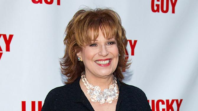 Behar makes exit from 'The View'