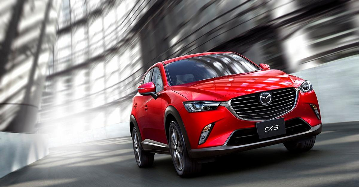 Official Mazda CX-3 Site