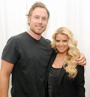 "Jessica Simpson's Baby Son Ace Knute Johnson Is ""Beautiful"""