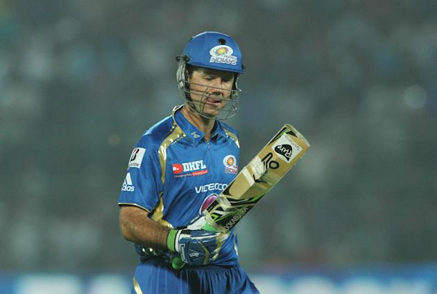 Ricky Ponting [Mumbai Indians]: 6 matches, 52 runs with strike rate of 69.33. The former Australia captain was named captain of Mumbai Indians at the start of the tournament, but opted to drop himself