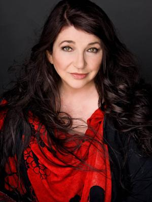 An undated handout picture released by record label Fish People shows British singer Kate Bush who is set to return to the stage after 35 years