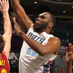 Jefferson Leads Bobcats over Cavaliers