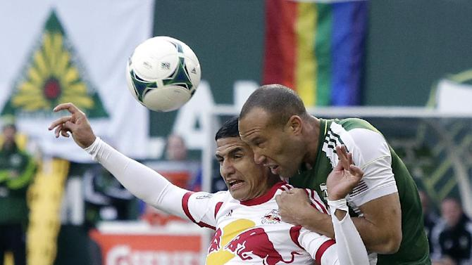 French defender Mikael Silvestre leaves Timbers
