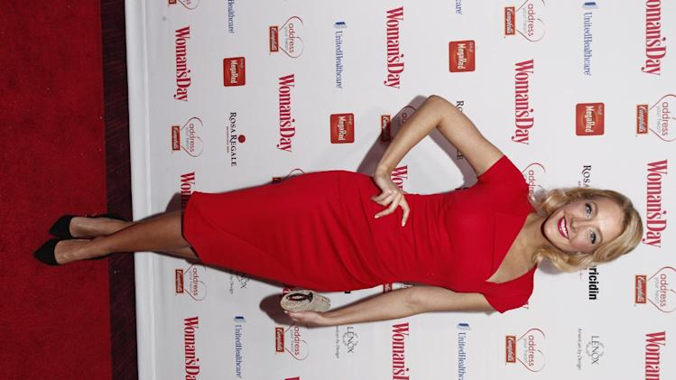 Actress Jennifer Finnigan is seen at the Woman's Day Red Dress Awards on February 12, 2013, in New York City. (Brian Ach/AP Images for Campbell's)
