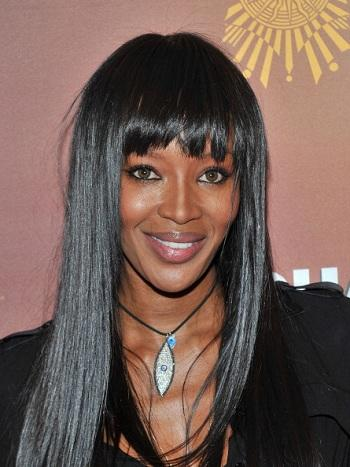 Naomi Campbell Signs on for Oxygen Reality Show 'The Face'