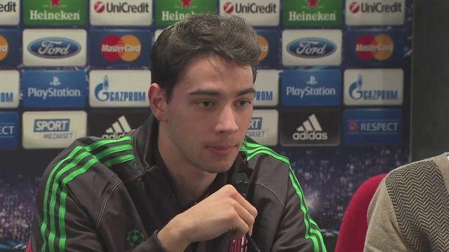 'Ajax is a crucial match', says De Sciglio