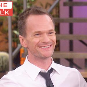 The Talk - Neil Patrick Harris Talks Italian Wedding & Leaving 'Hedwig'