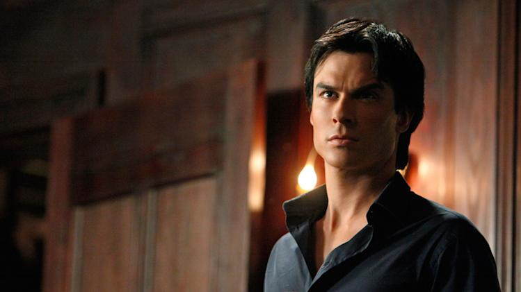 "Ian Somerhalder, ""The Vampire Diaries"""