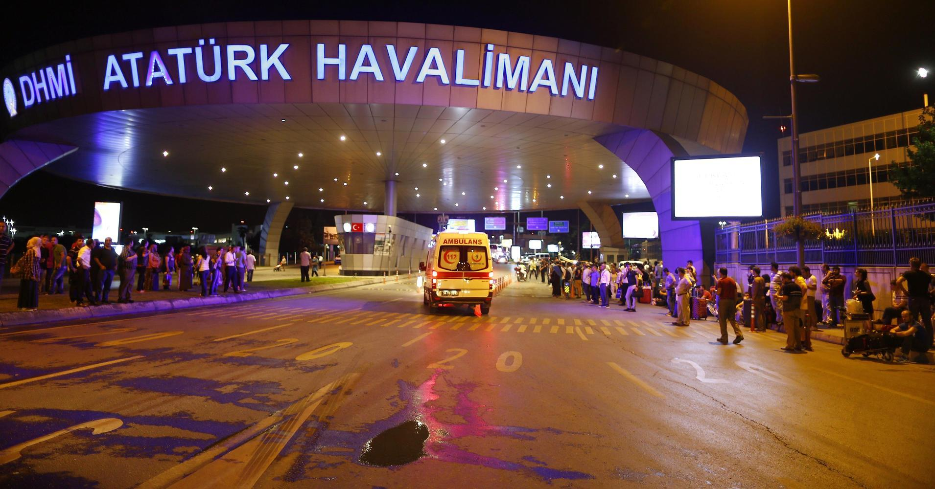 Turkey blames ISIS for terror attack that killed 41 at Istanbul airport