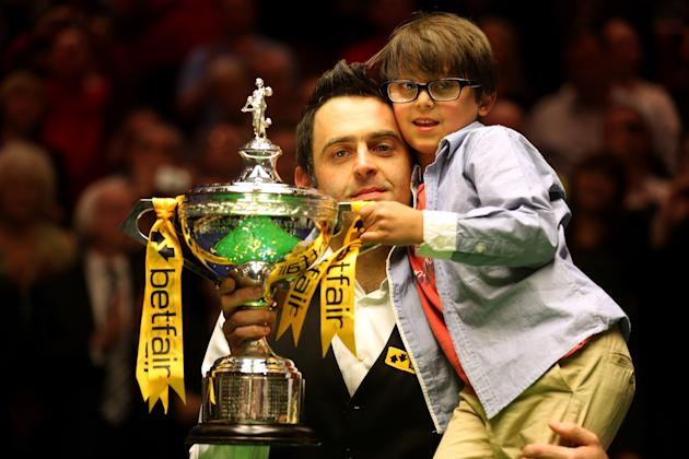 Betfair World Snooker Championship