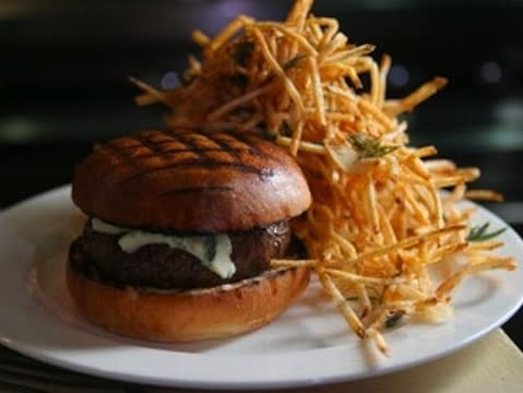 The Spotted Pig has a ton of innovative menu choices, but nothing beats their chargrilled burger,…