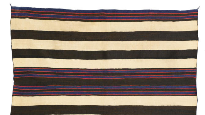 Andy Williams' Navajo blankets set for NYC auction