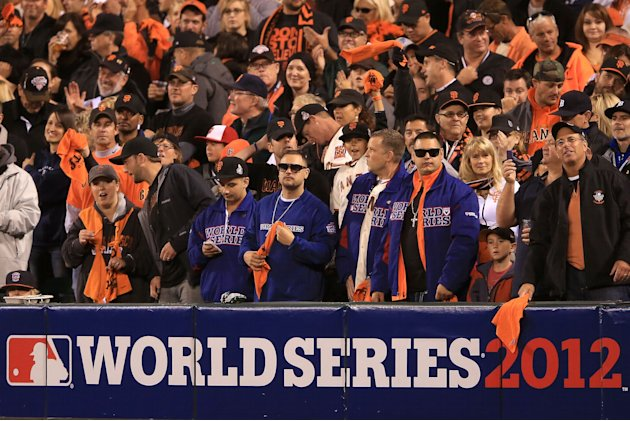 World Series - Detroit Tigers v San Francisco Giants - Game 1