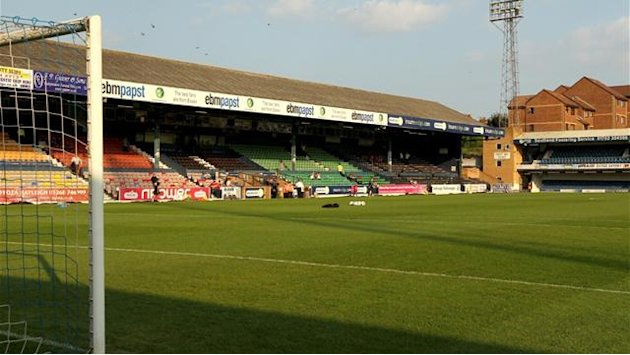 League Two - Winding-up order for Shrimpers