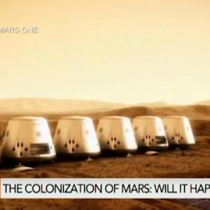 Mars One Co-Founder Gives Update on Colonization Plans