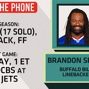 Brandon Spikes on the Doug Gottlieb Show