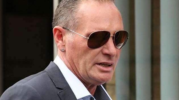 Paul Gascoigne claims to have lost thousands after his bank account was hacked (PA Sport)