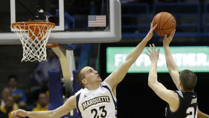 Mayo pushes Marquette to 69-62 win over Butler