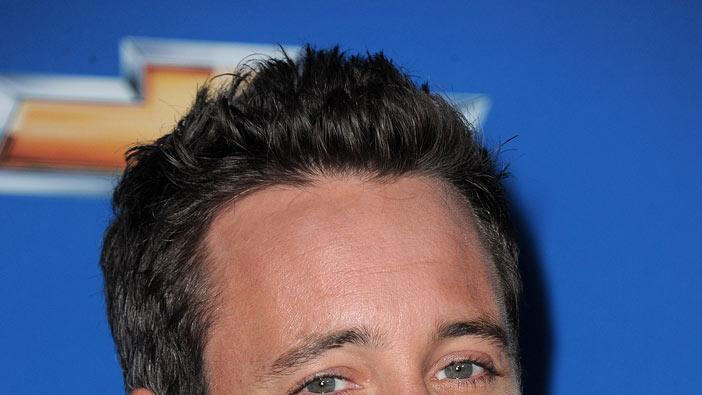 "Alex O'Loughlin of ""Hawaii Five-0"" arrives at the CBS Fall Season Premiere party at The Colony on September 16, 2010, in Los Angeles."