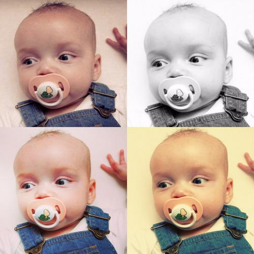 Instagram filters are extending beyond the app as popular baby names