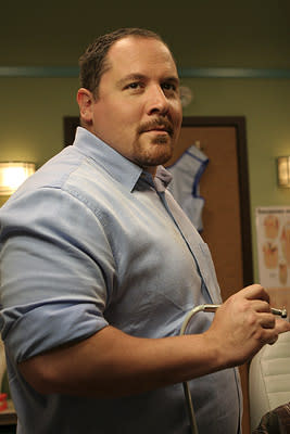Jon Favreau as Dr. Bloom Monk on USA Network