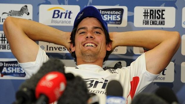Alastair Cook, pictured, is unfazed by more criticism from Shane Warne
