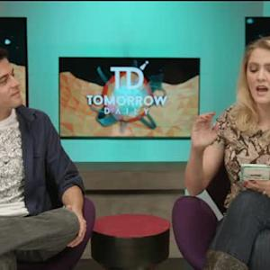 Tomorrow Daily 119: Robot bats, real-life ad-blocking headset, a futuristic piano and more