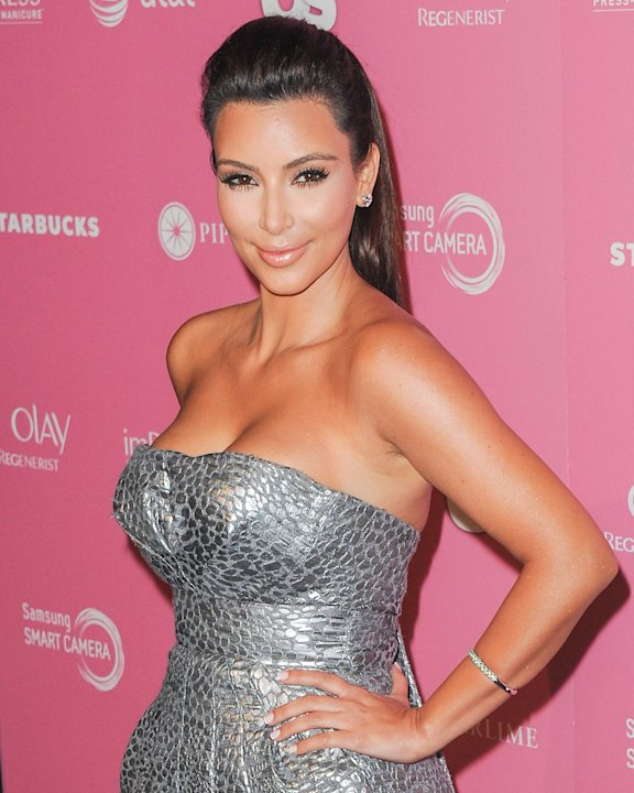 Kim Kardashian The 2012 US Hot Hollywood Party held at Greystone Manor - Arrivals Los Angeles, California - 18.04.12 Mandatory Credit:Daniel Tanner/ WENN.com